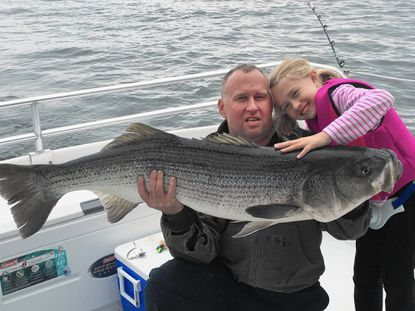 47.2 Pound Rockfish Wins MSSA Tournament