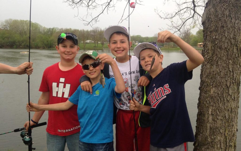 Youth Angler Club